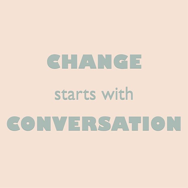 April is Sexual Assault Awareness Month, and we're reminding you that change can start with a conversation! Talk about what consent means to you, challenge oppressive statements, be supportive to survivors! They way we talk about consent and assault can inspire people to be better!
