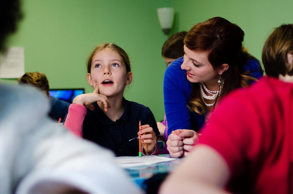 private_school_teacher_Northwest_Arkansas
