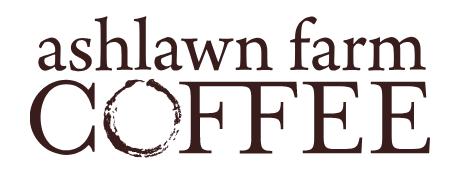 ashlawn farm coffee Arethusa al tavolo