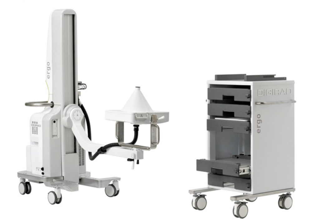 DIGIRAD - Making Healthcare Convenient. As Needed. When Needed. Where Needed.