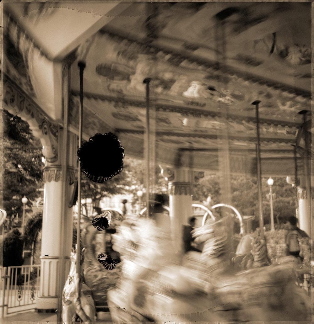Wonderland : wl 002   pigment print, framed  28 x 29cm, 2003