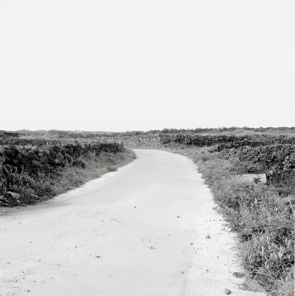 Silent Passage : sp 020   gelatin silver print, framed  50 x 50cm, 1993