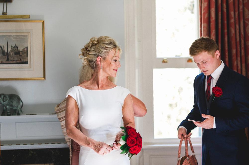 A & S Wedding