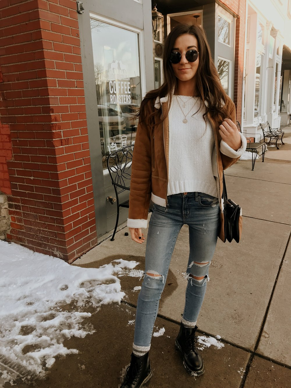 06af0bcfef My go-to outfit this winter has been extremely simple  a pair of jeans