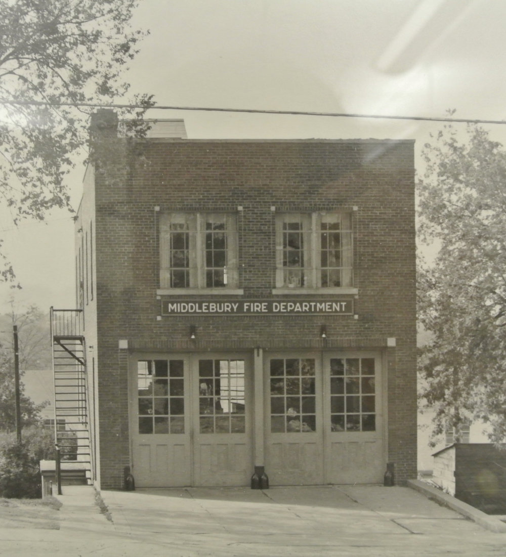 Original 1930s Fire Station