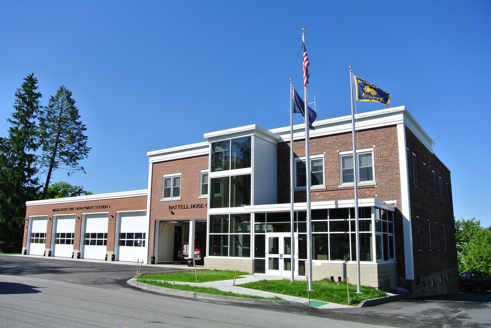 Middlebury Fire Station