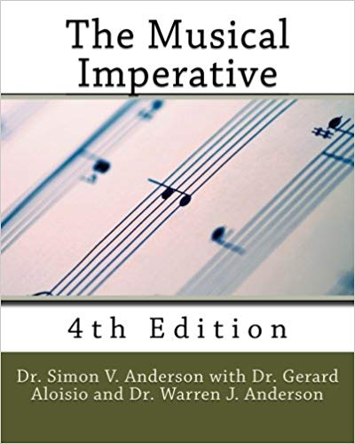 OVERVIEW - A bold innovation when it appeared in 1984, this book changed the manner and content of all music appreciation books thereafter. More than 40,000 copies have been sold to date. In contrast to traditional musical appreciation texts, The Musical Imperative treats all fields of music with equal respect, so the reader understands how classical music is different from—but grows out of the same human emotional needs and desires as the pop and folk styles that make up the musical environment.