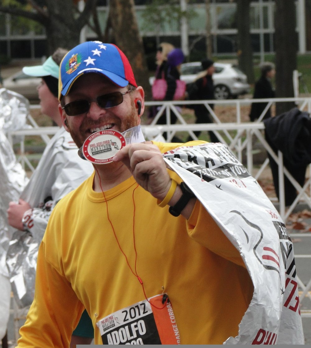 140a - My finishers medal.JPG