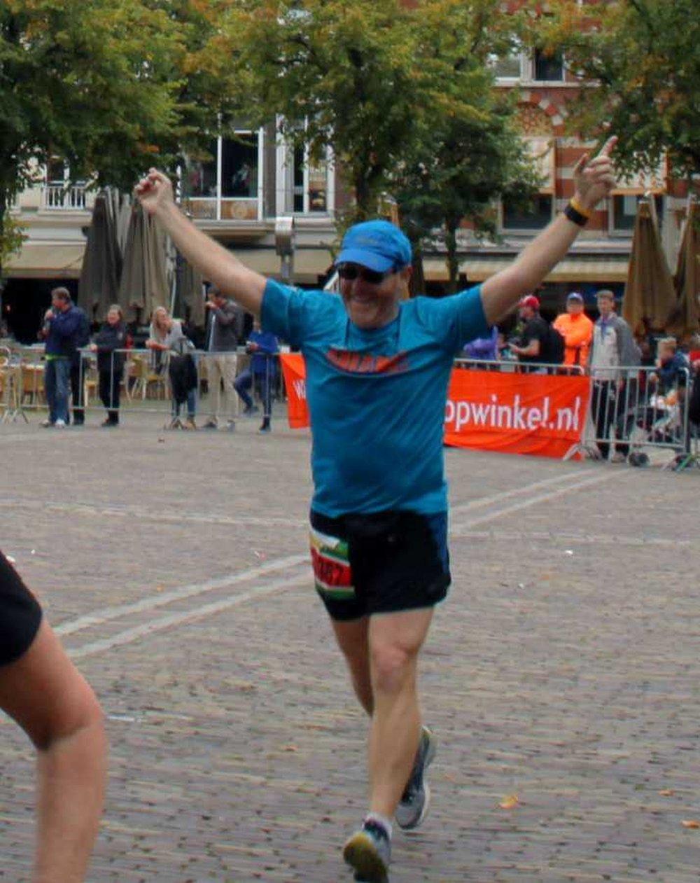 Den Haag Half Marathon, September 2015