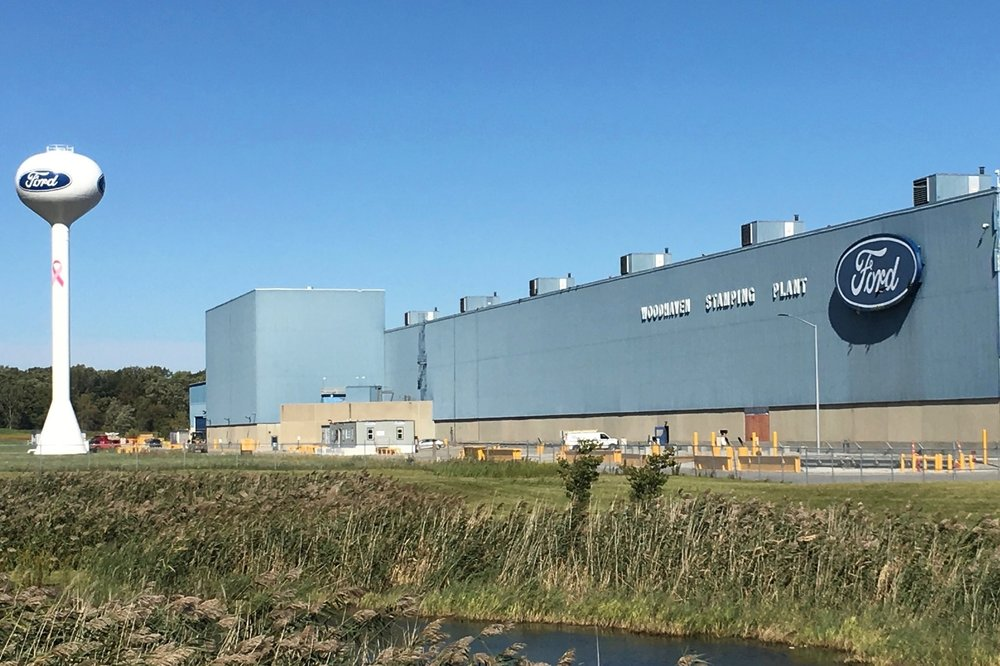 WOODHAVEN STAMPING PLANT