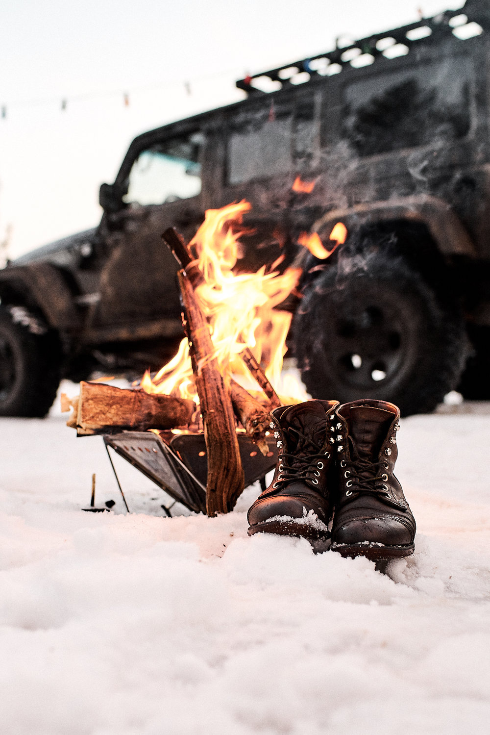 Boots: Red Wing 8111