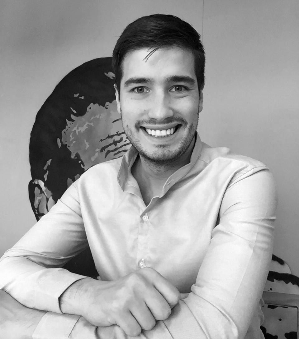Franchesco Dodero  Business Development Manager
