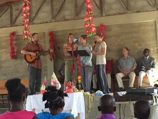 Haiti Mission Trip Church Service.jpeg