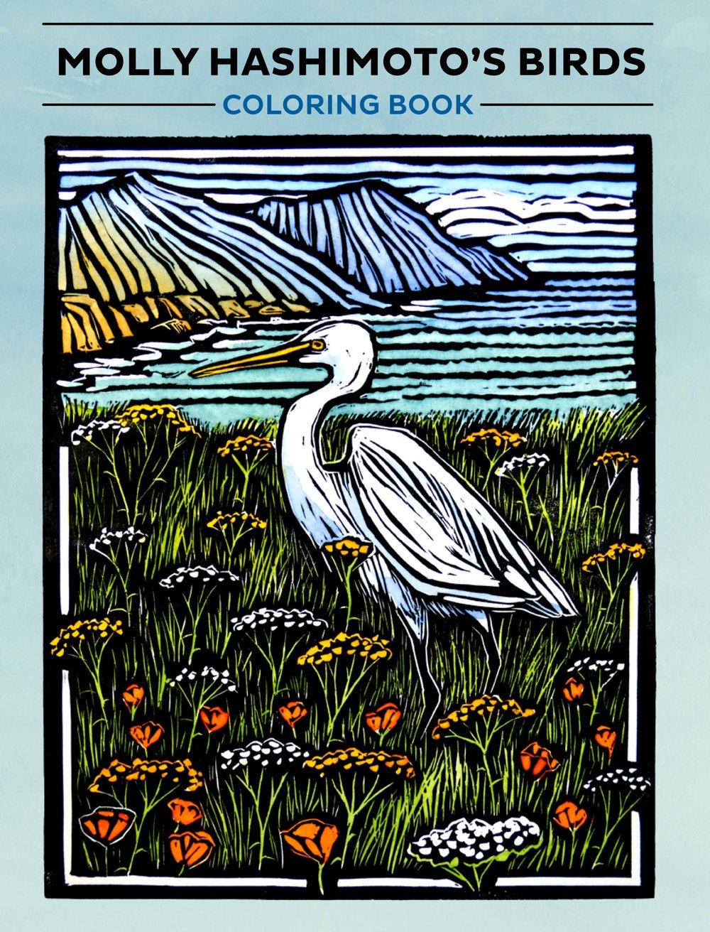Birds Coloring Book $7.95