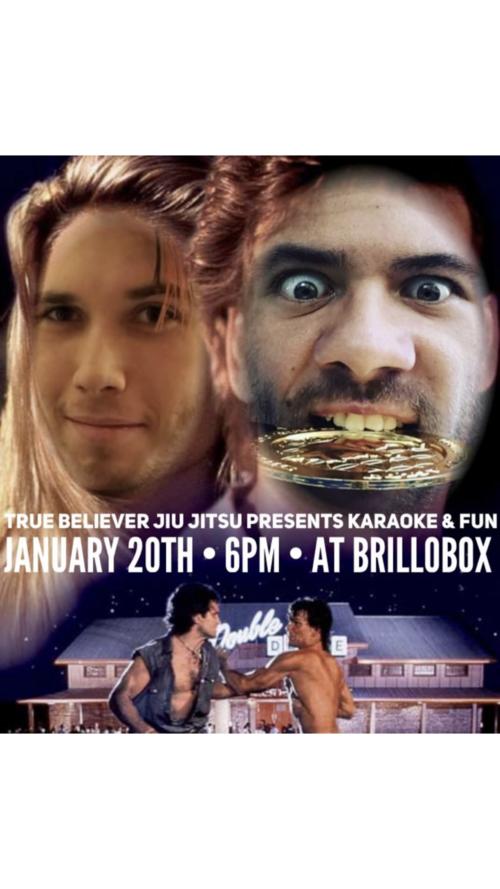New Events — True Believer Jiu Jitsu