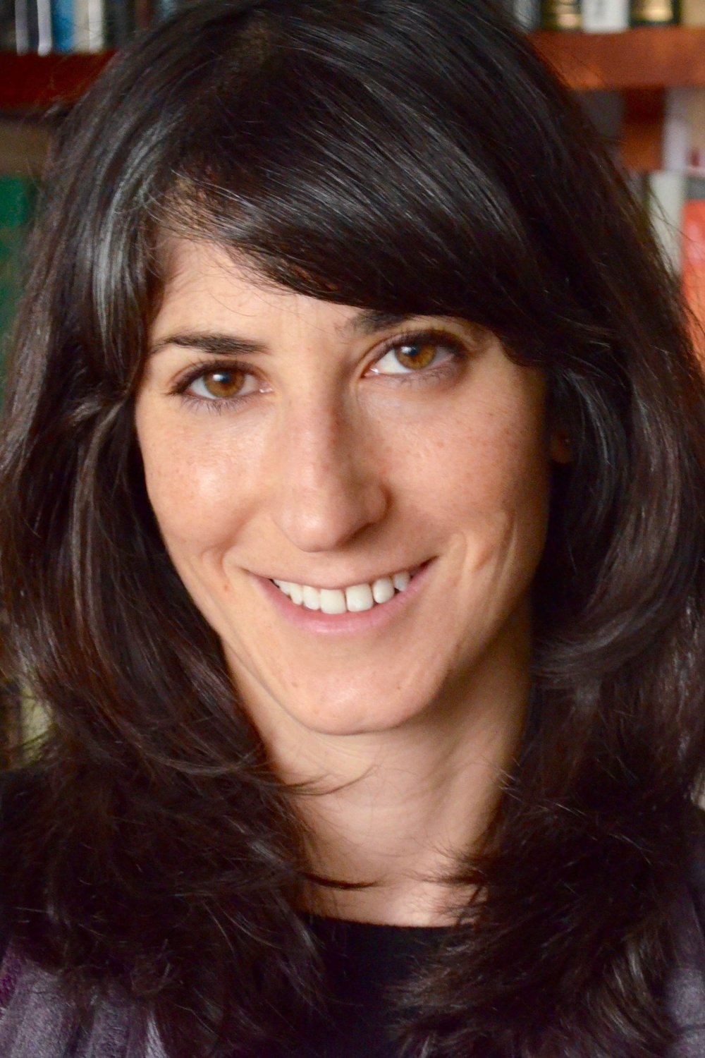Rebecca Richman Cohen - Emmy Award nominated documentary filmmaker and Lecturer at Harvard Law School, specializing in human rights and criminal defense and showing video from her op/doc series