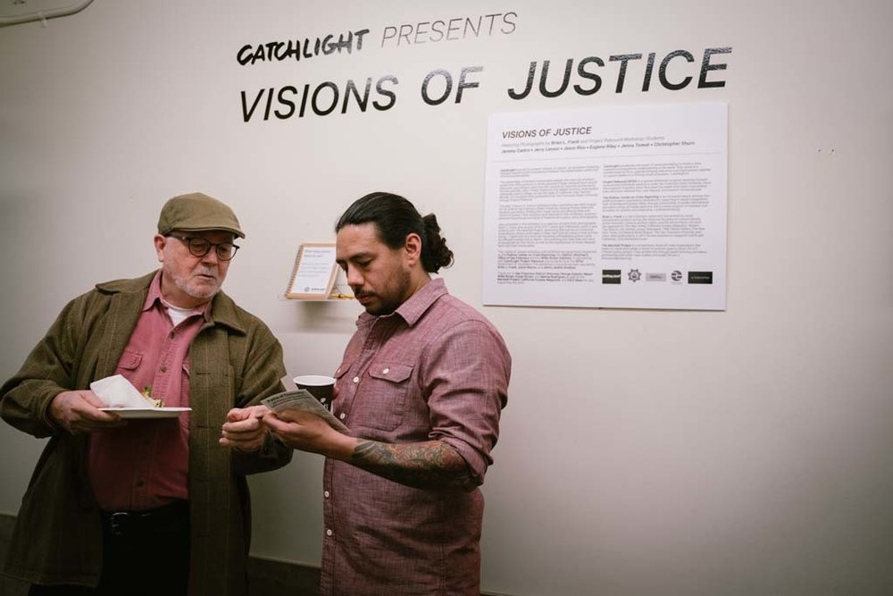 Photographer and Visions of Justice Workshop instructor Brian L. Frank shares his experience ahead of the program.