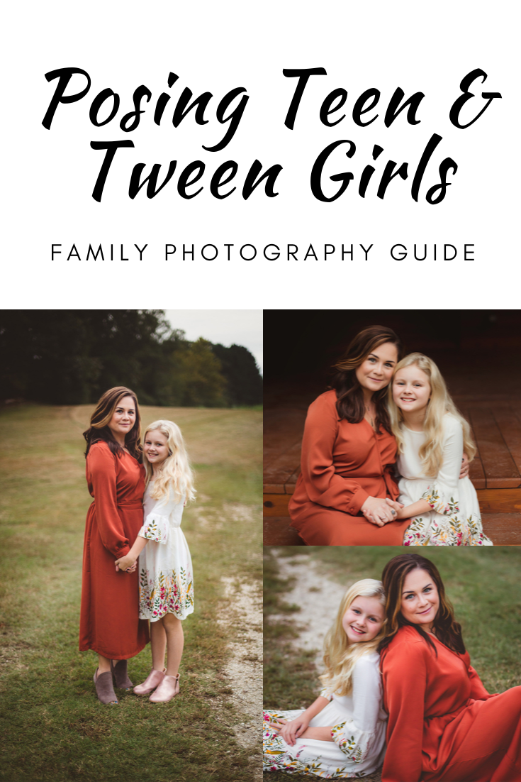How To Pose With Tween Teen Girls Family Photo Ideas With Older Girls Bay Area Family Photographer Iris And Lace Photography
