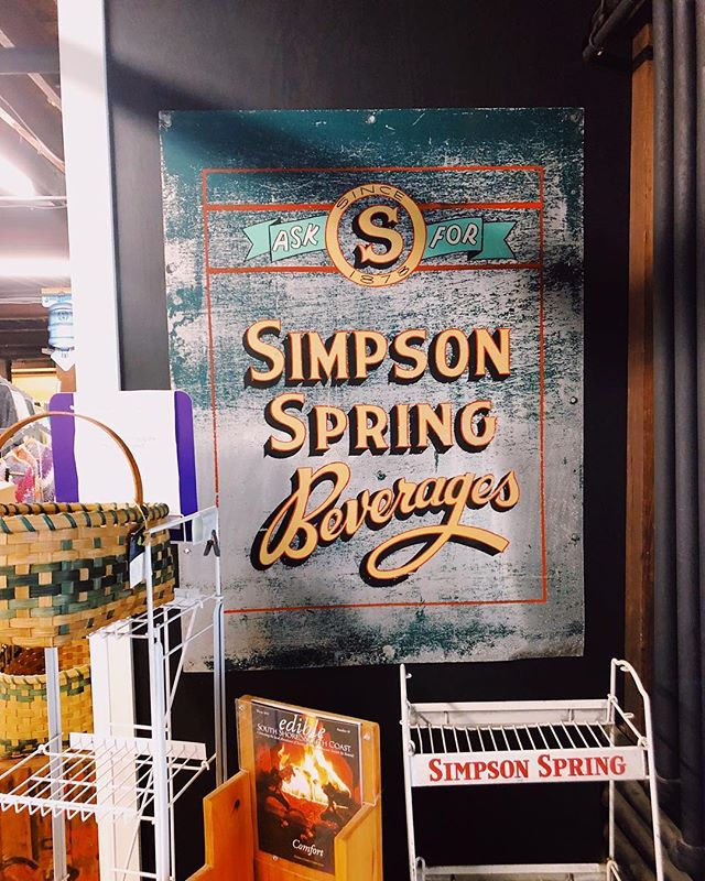We had an awesome time visiting our brand new Healthy Stop, @simpsonspring, today and learning more about the oldest bottling plant in the country, located right here in South Easton! 💧💧💧💧 Take advantage of their filling stations for just $0.50 per gallon, or stop by their Company Store to pick up some of their naturally sourced spring water and a variety of great LOCAL products including meat, handmade pasta, and honey! 💧💧💧💧 Saturday's are especially fun at Simpson Spring, where you can take a free tour, sample their water, and check out The Marketplace for fresh local products straight from the vendors! 💧💧💧💧 For more information about Simpson Spring, visit their website www.simpsonspring.com or their Instagram page linked above! 💧💧💧💧 For more info on Healthy Stops, visit www.healthyeaston.com/nutrition