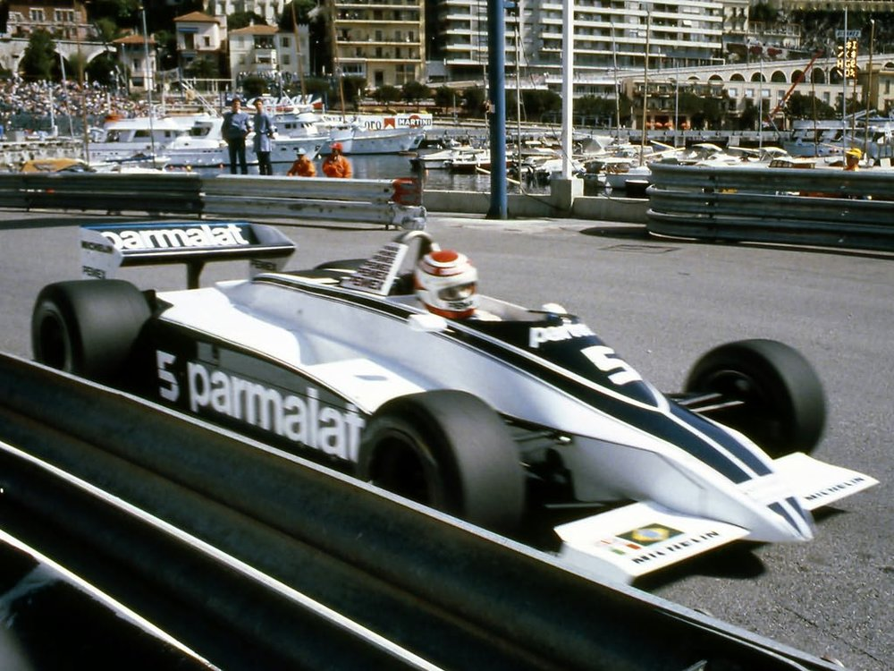 - 1983 F1 World Championship with Nelson Piquet