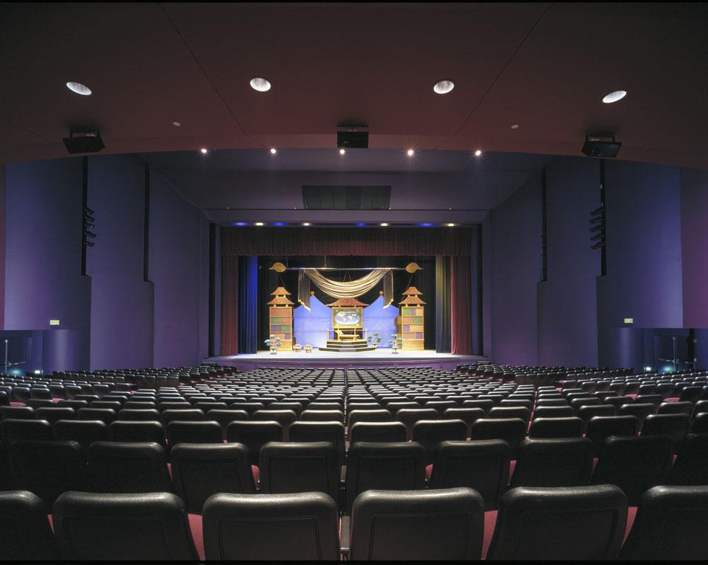 Reynolds Performance Hall - University of Central Arkansas