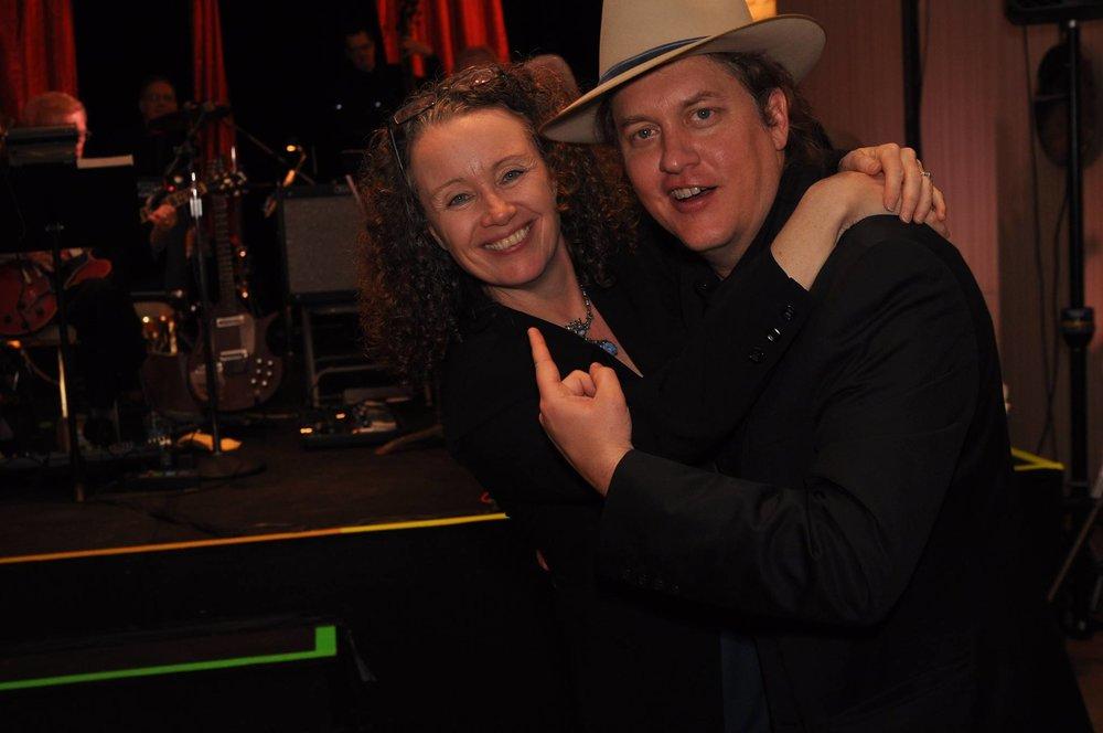Tamara Saviano and Shawn Camp at BMI Awards 2010