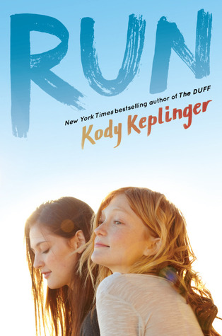 Run - Author: Kody KeplingerDescription: Run is a contemporary novel with alternating perspectives between two girls. Both girls have been put into boxes by their peers and everyone thinks they know who these girls truly are: One girl has a reputation for being a wild child and the other is legally blind. This book, by a blind author, follows their adventure of running away from their community together.Includes: #ownvoices #femaleprotagonist #disability #blind #LGBTQIA #bisexual #contemporaryCitation: Keplinger, K. (2016). Run. Scholastic Press.Image retrieved from: Goodreads.