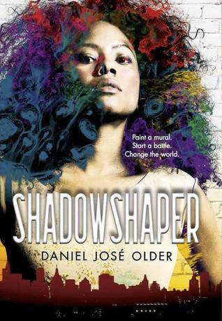 Shadowshaper - Author: Daniel José OlderDescription: Shadowshaper is a story about art, legacy, and magic in an Afro-Latina girl's life. The story follows her as she learns about a magic within her community that gives her the ability to be able to bind the souls of the dead to her art.Includes: #latinx #afrolatinx #femaleprotagonist #magic #fantasyCitation: Older, D.J. (2015). Shadowshaper. Arthur A. Levine Books.Image retrieved from: Goodreads.