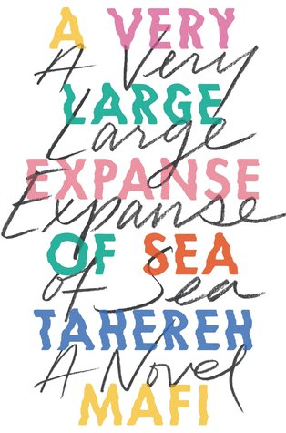 A Very Large Expanse Of Sea - Author: Tahereh MafiDescription: A Very Large Expanse Of Sea is a contemporary novel set three months after 9/11. The book follows a young Iranian American Muslim teen as she deals with prejudice within her new school, falls in love, and becomes involved in a break dancing team.Includes: #ownvoices #muslim #asianamerican #iranian #contemporary #interraciallove #femaleprotagonistCitation: Mafi, T. (2018). A Very Large Expanse Of Sea. HarperTeen.Image retrieved from: Goodreads.