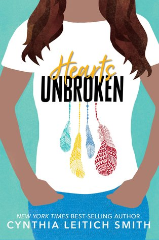 Hearts Unbroken - Author: Cynthia Leitich SmithDescription: Hearts Unbroken is a contemporary novel about a Native American teen going through the drama of high school and first love. The novel deals with prejudices against Native Americans and other people of color.Includes: #ownvoices #nativeamerican #indigenous #femaleprotagonist #contemporaryCitation: Leitich Smith, C. (2018). Hearts Unbroken. Candlewick Press.Image retrieved from: Goodreads.