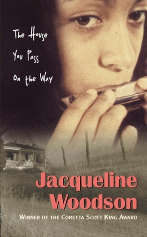 The House You Pass On The Way - Author: Jacqueline WoodsonDescription: The House You Pass On The Way is a coming of age story about a biracial African American lesbian girl in the rural south.Includes: #ownvoices #lesbian #LGBTQIA #femaleprotagonist #biracial #africanamerican #black #historical #ruralCitation: Woodson, J. (2003). The House You Pass On The Way. Speak.Image retrieved from: Goodreads.