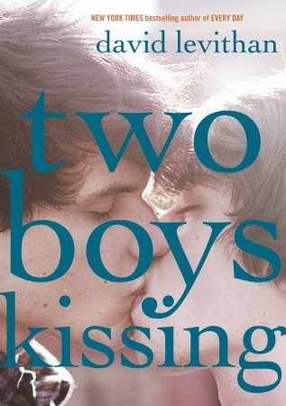 Two Boys Kissing - Author: David LevithanDescription: Two Boys Kissing is a contemporary novel based on a true story of two boys trying to beat the world record for two boys kissing the longest.Includes: #ownvoices #gay #LGBTQIA #maleprotagonist #contemporaryCitation: Levithan, D. (2013). Two Boys Kissing. Knopf Books for Young Readers.Image retrieved from: a
