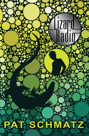 Lizard Radio - Author: Pat SchmatzDescription: Lizard Radio is about a nonbinary gender non-conforming teen who is sent to a camp where mysterious things happen.Includes: #nonbinary #transgender #LGBTQIA #contemporary #mystery #transprotagonist #nonbindaryprotagonistCitation: Schmatz, P. (2015). Lizard Radio. Candlewick Press.Image retrieved from: Goodreads.