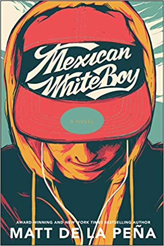 Mexican Whiteboy - Author: Matt de la PeñaDescription: Mexican Whiteboy is a contemporary novel about a biracial Latino and white teen growing up in San Diego. He attends a private school where everyone assumes they know who he really is. Everyone is shocked when they find out that he does not speak Spanish. He is convinced that his half-whiteness is why his father left his family and moved back to Mexico. This book is about finding your own identity, friendship, acceptance, and there is a little bit of baseball thrown in.Includes: #ownvoices #latinx #contemporary #maleprotagonist #sports #baseball #mexican #biracialCitation: de la Peña, M. (2008). Mexican Whiteboy. Delacorte Press.Image retrieved from: Amazon.
