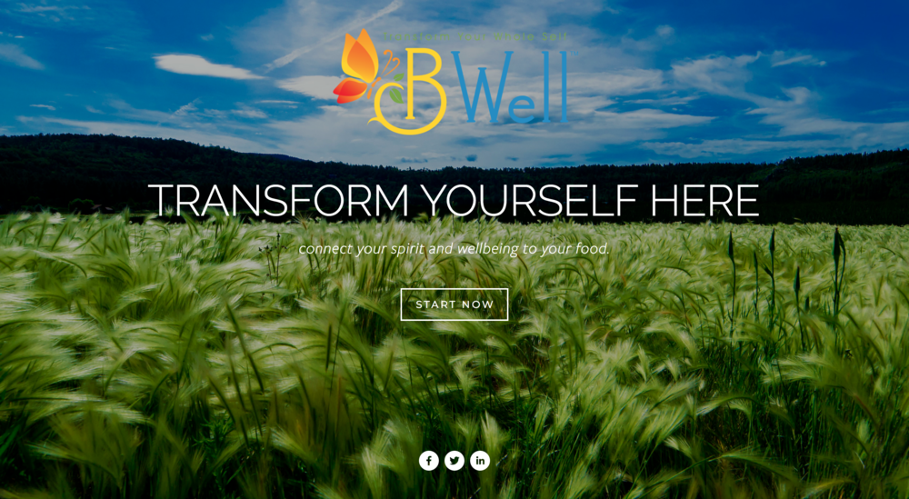 BWell Lifestyle Website