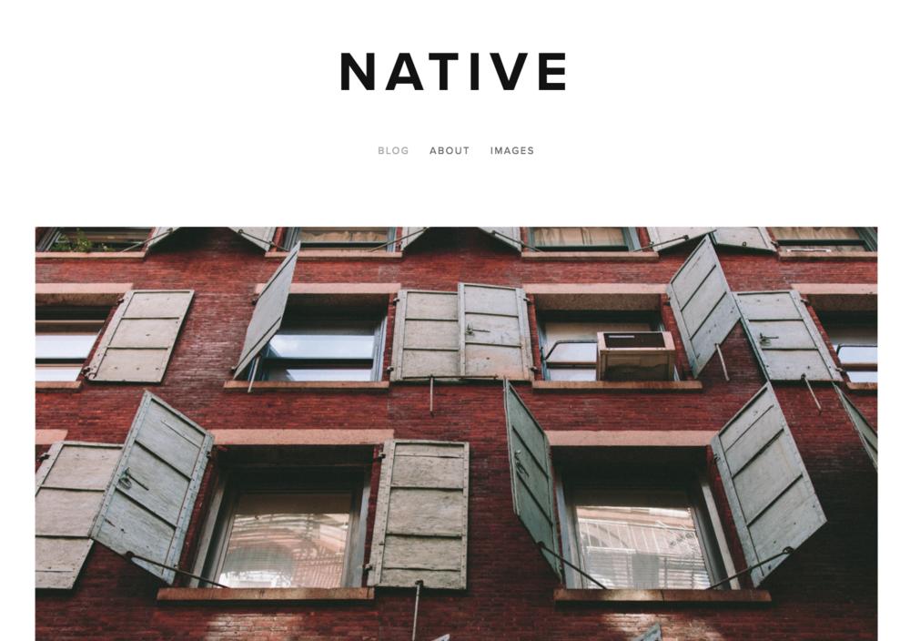 Native Template