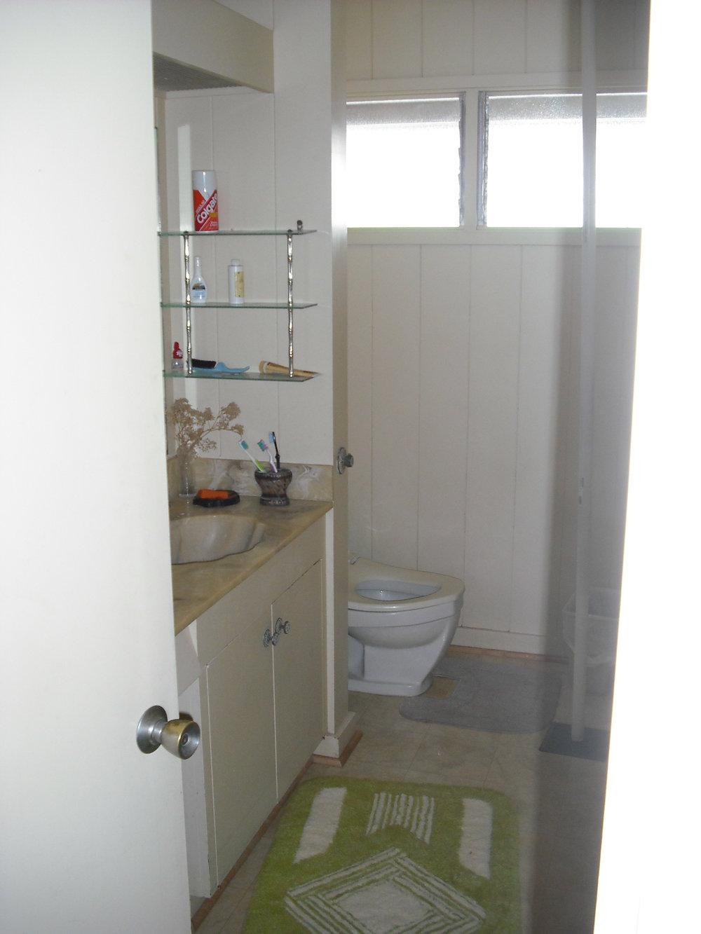 Before Bathroom 1