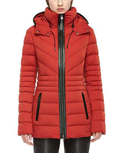 Mackage Women's Patsy Matte Down Jacket -
