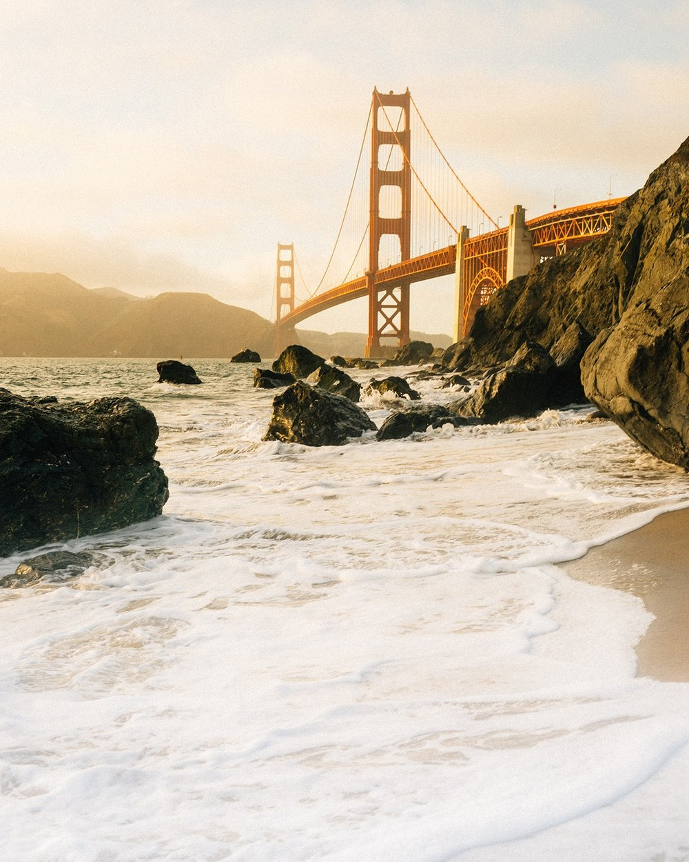 Exploring The City - Discover all the best spots to photograph San Francisco. Including a few local secret locations :)