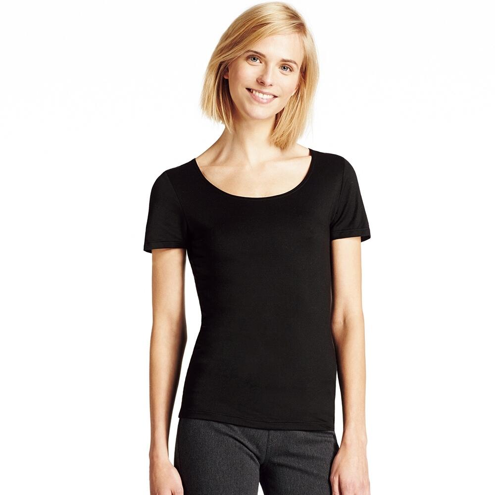 Uniqlo HEATTECH Short Sleeve T-Shirt -