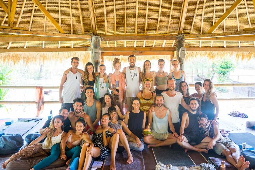 Teacher Training - Gili Meno - November 2018