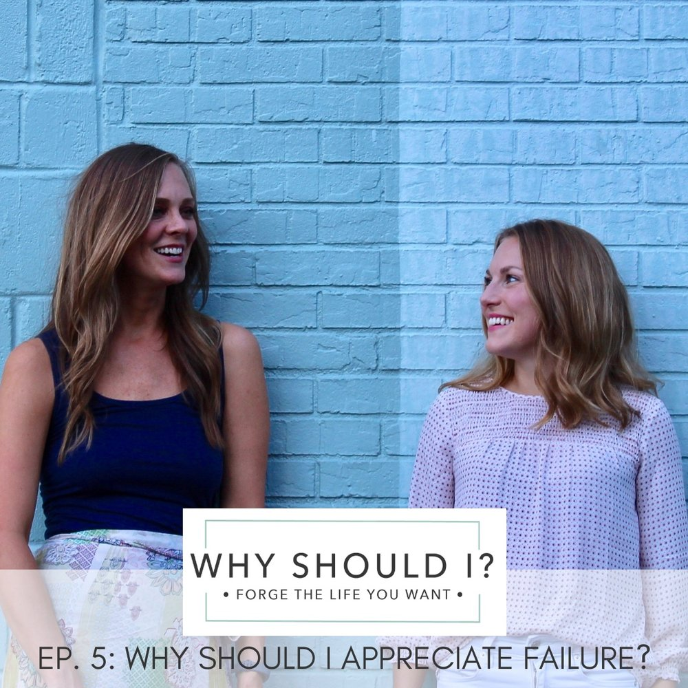 Why Should I Appreciate Failure