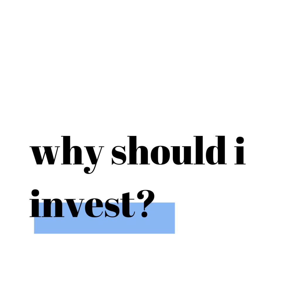 Why Should I Invest? with Tess Wicks Why Should I Podcast, A Podcast for Women