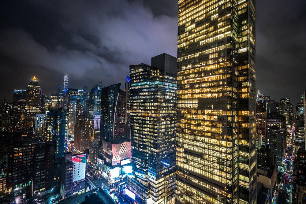 40th Floor | Sunrise Room View