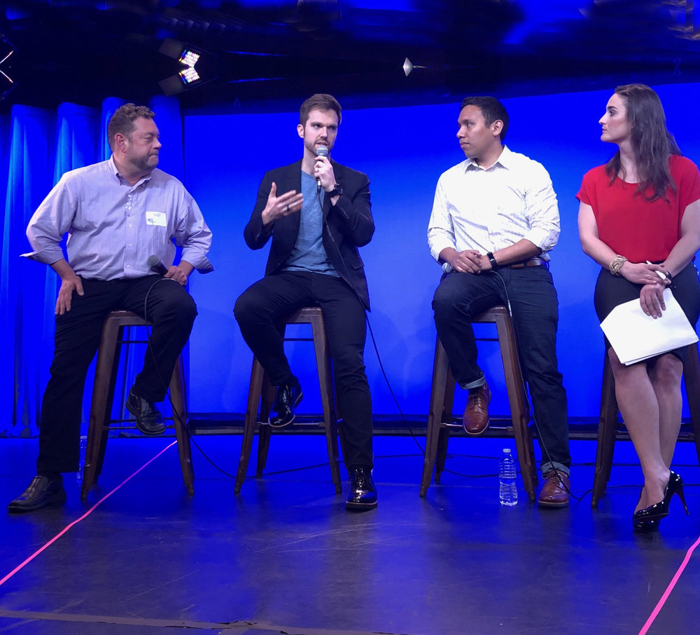 Innovation Panel for AdClubNY's ADTHINK Event
