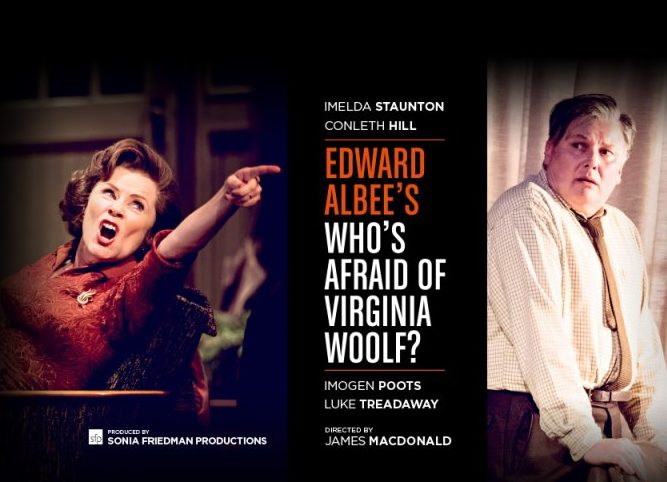 """Who Is Afraid of Virginia Woolf?"" by Edward Albee (NT live)"
