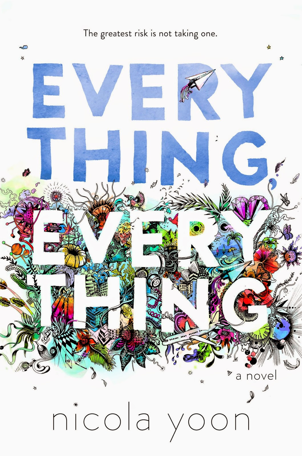 """Everything, Everything"" Book"