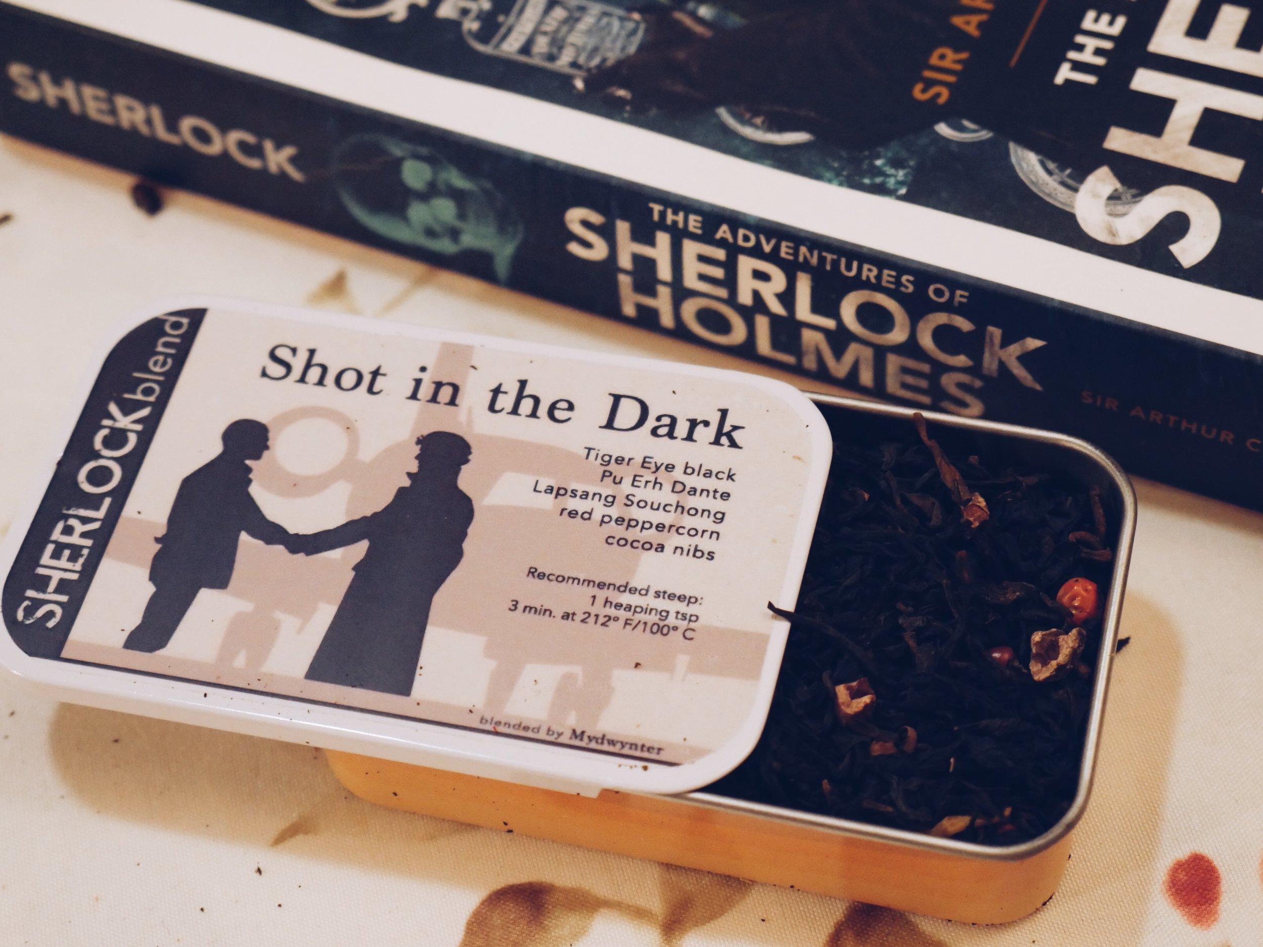Adagio Sherlock fandom blend