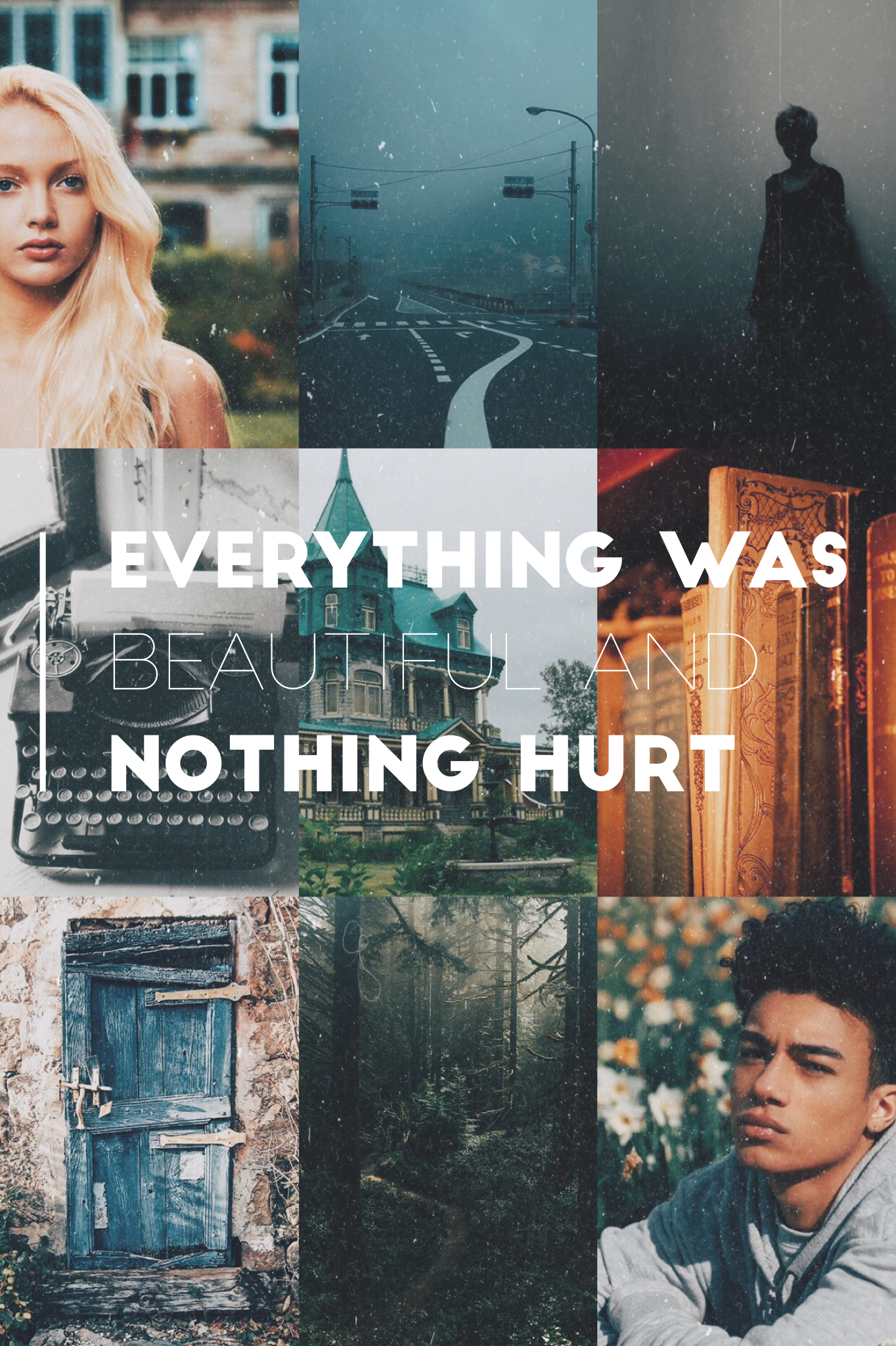 The Hazel Wood mood board 1
