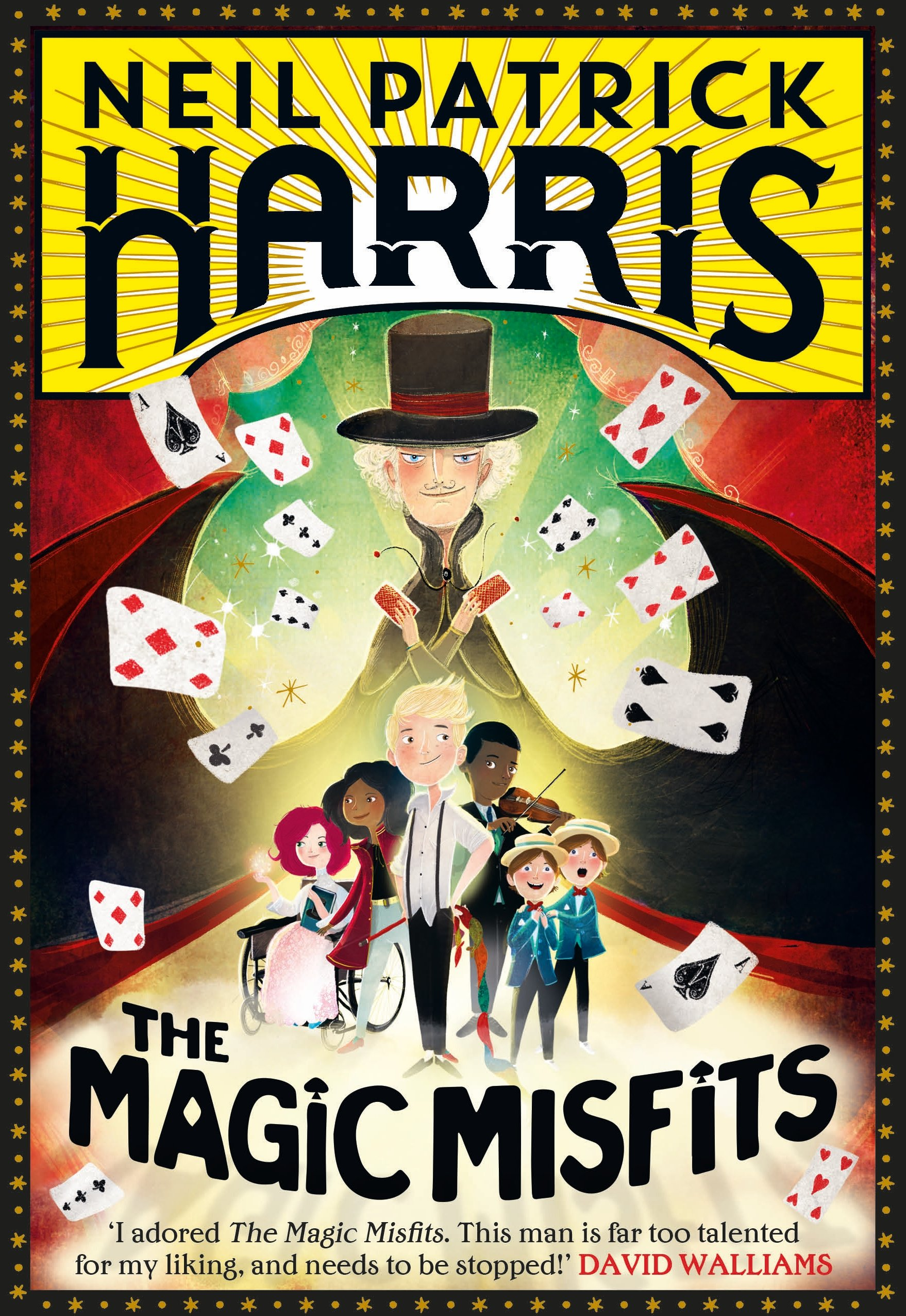 The Magic Misfits UK edition